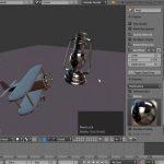 آموزش فارسی Blender جلسه دوم آشنایی با 3d view