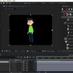 آماده سازی کاراکتر در Illustrator و انتقال آن به افتر افکت