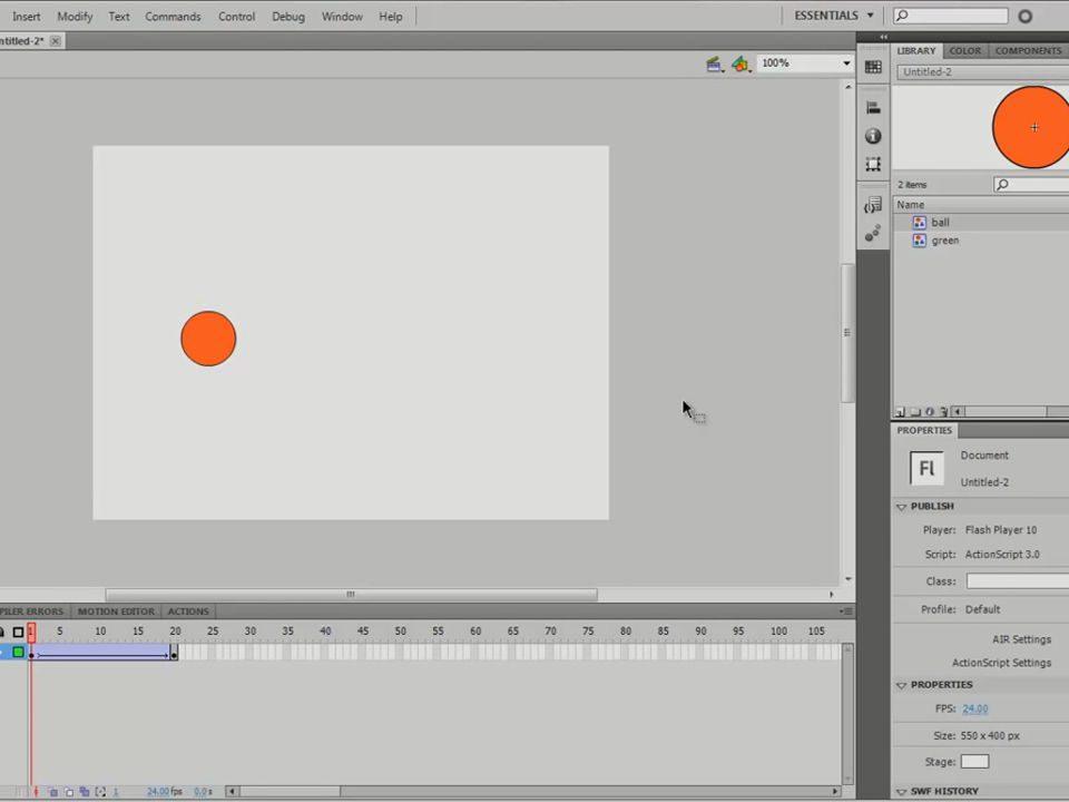 انیمیشن دوبعدی