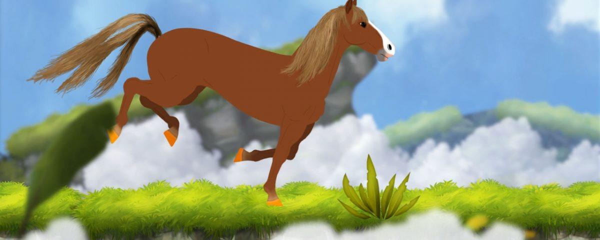 ریگ یا استخوان بندی اسب در افترافکت