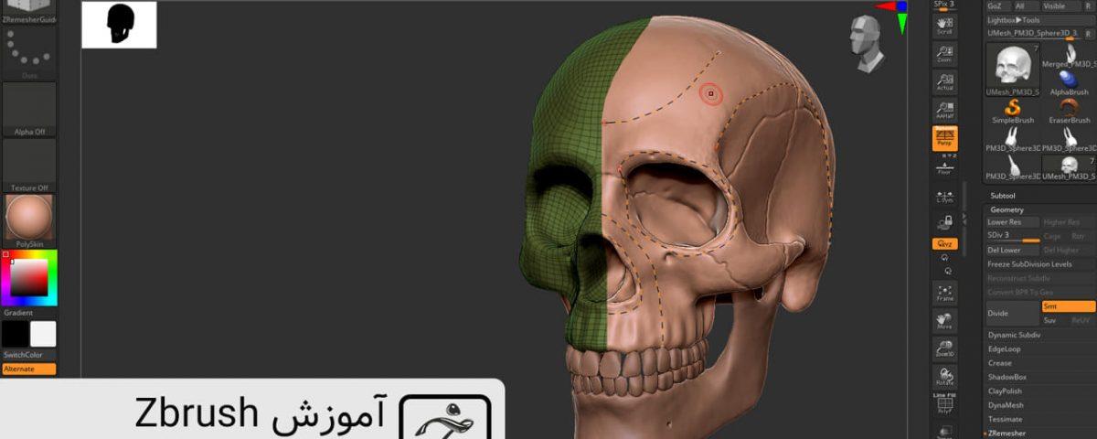 zremesher retopology
